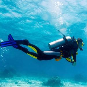 Scuba Diving Sian Kaan
