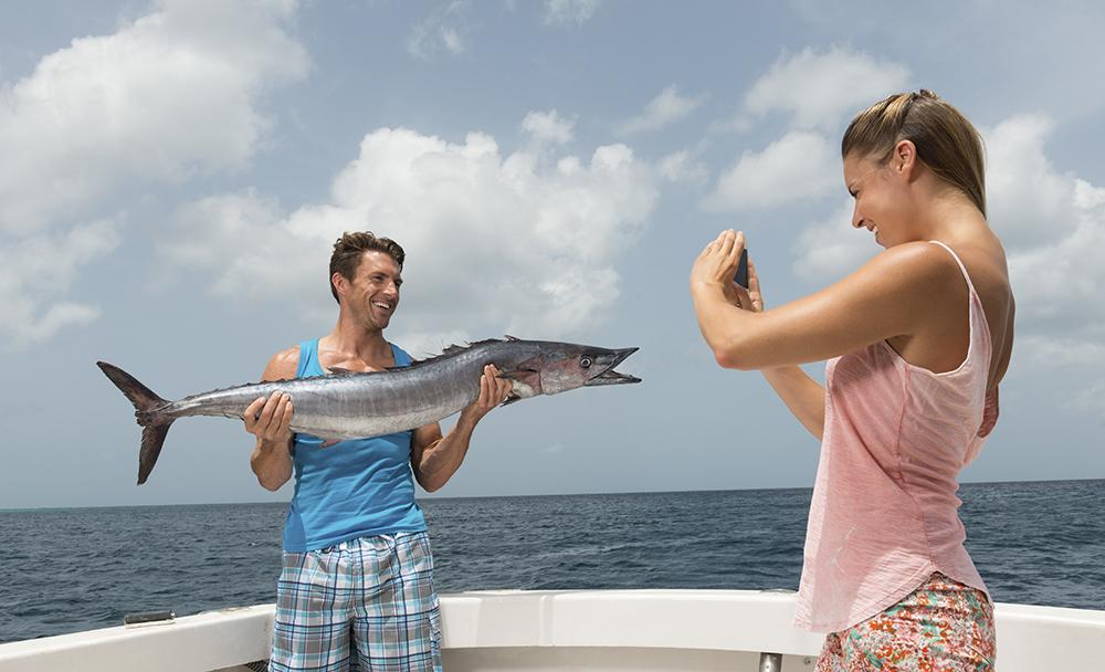 Fishing Tours in the Sian Ka'an