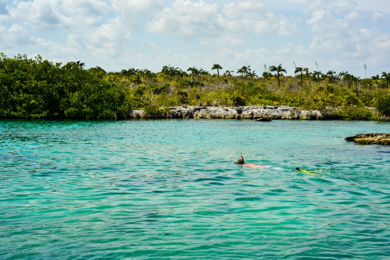 Ecotourism in the Sian Kaan Biosphere