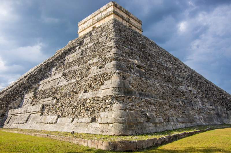 Mexico is Top for World Heritage Sites