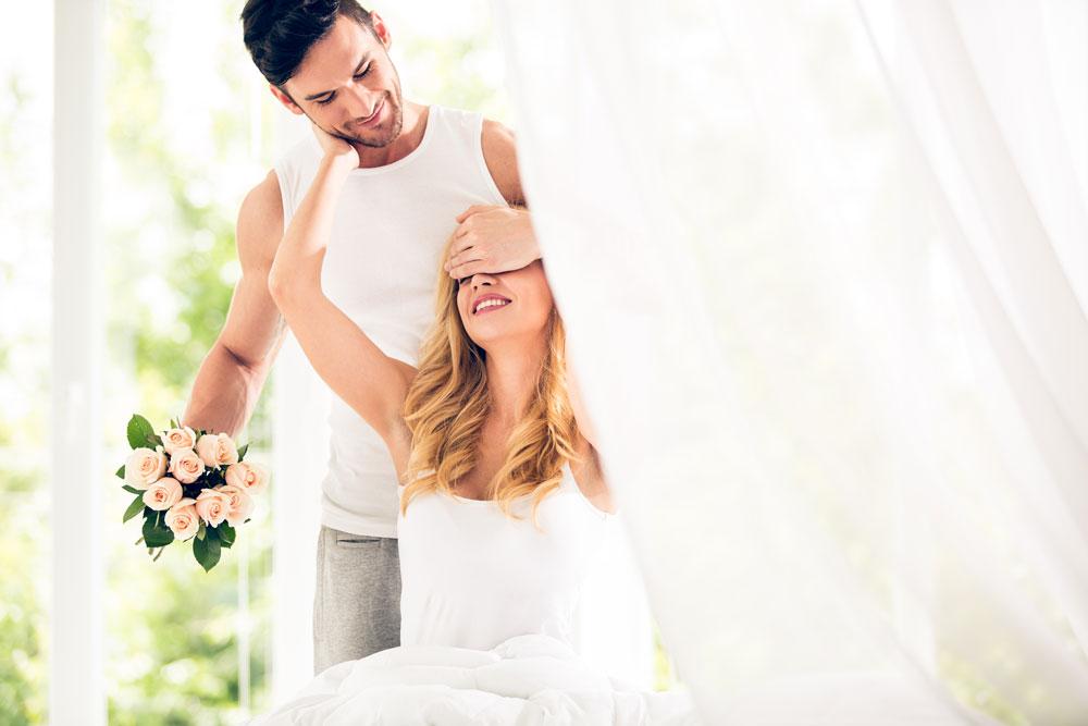 Sensual Honeymoon Games