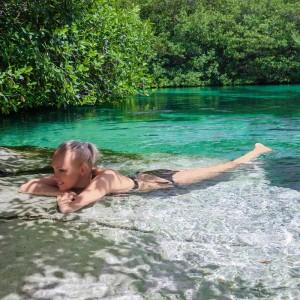 Sacred Cenotes in the Sian Ka'an Biosphere