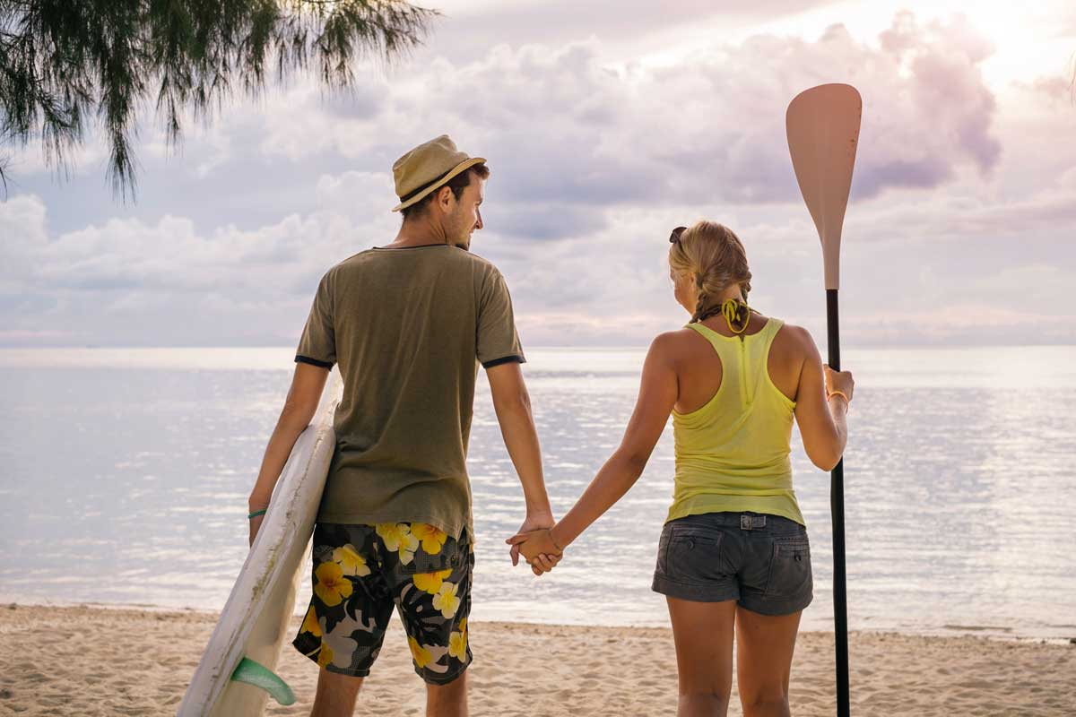 Benefits of Paddleboarding for Health