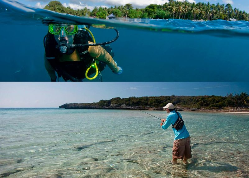 Sian Ka'an Diving and Fishing Packages