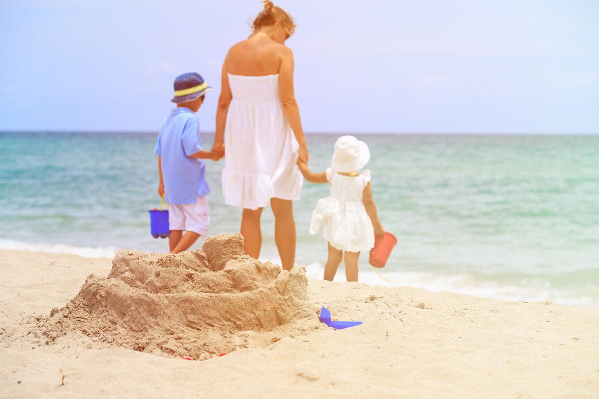 Building an Amazing Sandcastle