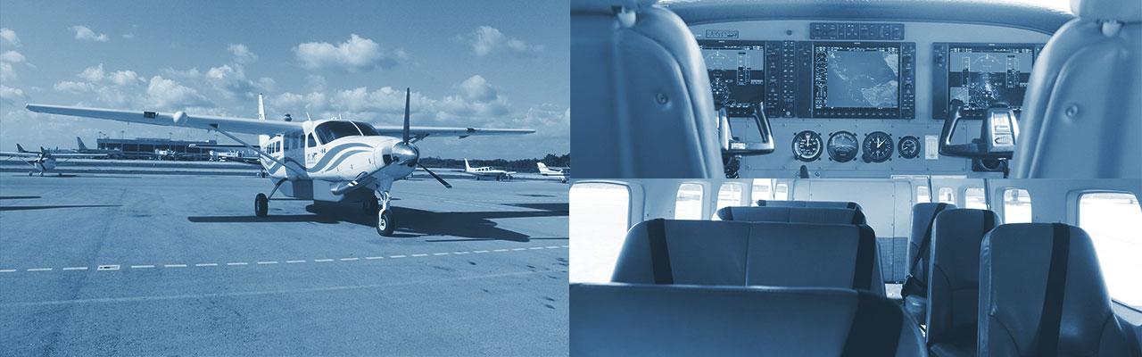 Transportation by plane