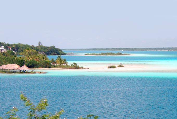 Sian Ka'an Biosphere at Quintana Roo