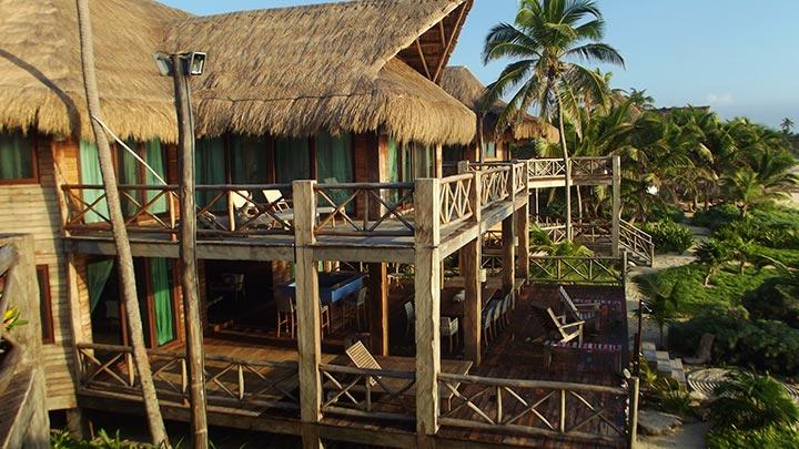 Explore Sian Ka'an Village